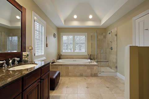 Recessed Lighting Bathroom