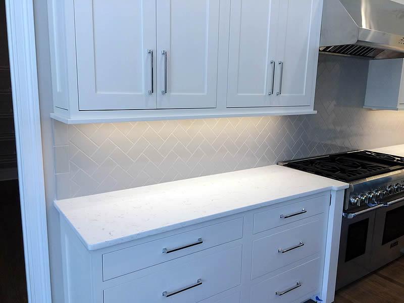 Under Cabinet Lighting Residential Installations